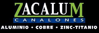Canalones Zacalum
